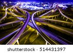 transportation highway system... | Shutterstock . vector #514431397