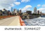 Downtown Of Minneapolis...