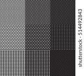 dots seamless pattern | Shutterstock .eps vector #514492843