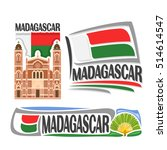 Vector Logo Madagascar  3...