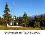 weather installation of... | Shutterstock . vector #514623907