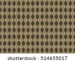 abstract diamond repeat pattern ... | Shutterstock . vector #514655017