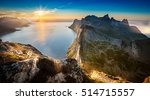 view from beautiful segla... | Shutterstock . vector #514715557