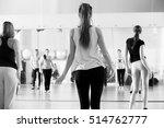 dance class for women at