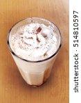 cofffee cappuccino blended | Shutterstock . vector #514810597