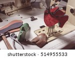 Equipment For Shoe Making On A...