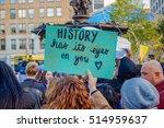 boston  ma  usa     november 11 ... | Shutterstock . vector #514959637
