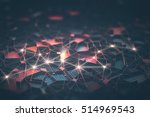 artificial intelligence ... | Shutterstock . vector #514969543