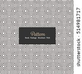 vector seamless pattern set for ... | Shutterstock .eps vector #514981717