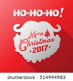 christmas greeting card... | Shutterstock .eps vector #514994983