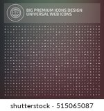big icon set vector | Shutterstock .eps vector #515065087