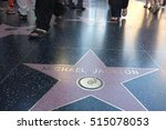 Small photo of HOLLYWOOD, CALIFORNIA - NOVEMBER 13 2016: Samuel L Jackson's Hollywood Walk of Fame star on November 13, 2016 in Hollywood, CA.