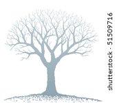bare tree   Shutterstock .eps vector #51509716