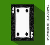 playing card. the icon picture...