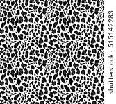 seamless leopard pattern....   Shutterstock .eps vector #515142283