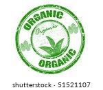 green grunge office rubber... | Shutterstock .eps vector #51521107