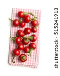 round red chili peppers...   Shutterstock . vector #515241913