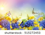 amazing background with... | Shutterstock . vector #515272453