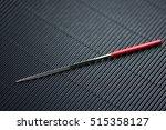 rasp small triangular isolated... | Shutterstock . vector #515358127