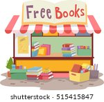 colorful illustration of a...   Shutterstock .eps vector #515415847