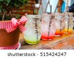 cocktail in the bar | Shutterstock . vector #515424247