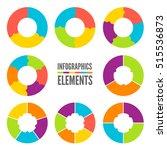 set of vector circle arrows for ...   Shutterstock .eps vector #515536873