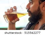 people  drinks  alcohol and... | Shutterstock . vector #515562277