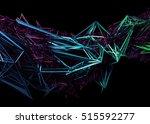 abstract 3d rendering of... | Shutterstock . vector #515592277