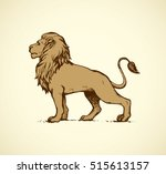 beautiful african proud... | Shutterstock .eps vector #515613157