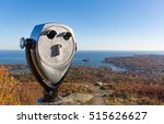 Coin Operated Binoculars In Th...