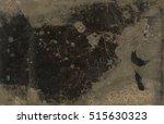 vintage photograph tintype... | Shutterstock . vector #515630323