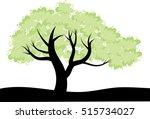 vector tree   Shutterstock .eps vector #515734027