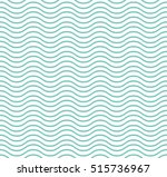 waves pattern. geometrical... | Shutterstock .eps vector #515736967