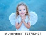 Beautiful Little Angel Girl...