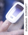 portable hand held domestic... | Shutterstock . vector #515931877
