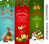 Xmas Holiday Banner Set....