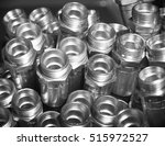 metal hydraulic fittings stands ... | Shutterstock . vector #515972527