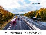 Autumn Background Of Uk...