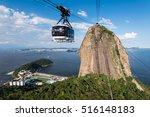 Sugarloaf Mountain With The...