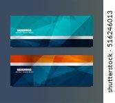 business banner background for... | Shutterstock .eps vector #516246013