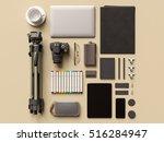 office corporate mockup design. ...   Shutterstock . vector #516284947