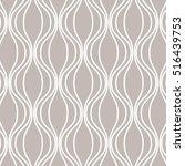 linear vector pattern ... | Shutterstock .eps vector #516439753