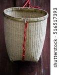 thai handicraft products ... | Shutterstock . vector #516517393