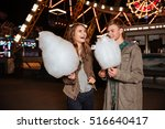 Cheerful Young Couple With...