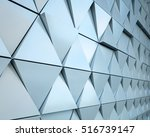 abstract close up view of... | Shutterstock . vector #516739147