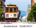 san francisco  usa   may 19 ... | Shutterstock . vector #516814417