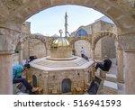 jaffa  israel   june 1  2016 ... | Shutterstock . vector #516941593
