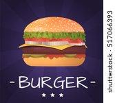 realistic vector illustration... | Shutterstock .eps vector #517066393