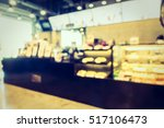 abstract blur coffee shop cafe... | Shutterstock . vector #517106473