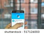 montreal  canada   june 24 ... | Shutterstock . vector #517126003